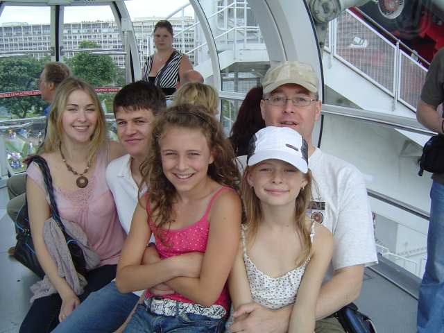 Family group on The Eye