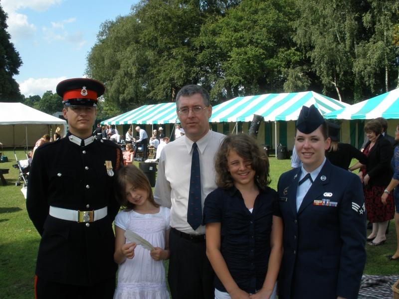 Family Group at Sandhurst