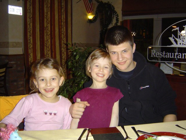 PT and his Sisters